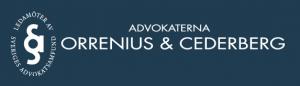 Orrenius och Cederberg logga